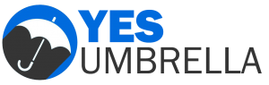 Another image of our yes umbrella logo